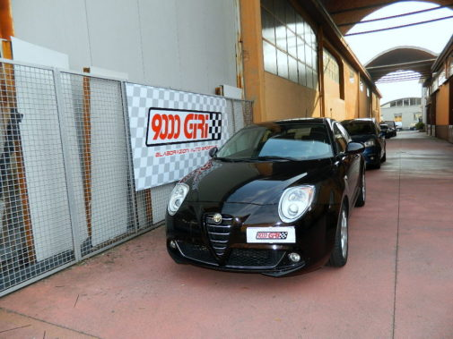 Alfa Mito 1.4 16v 78cv powered by 9000 Giri