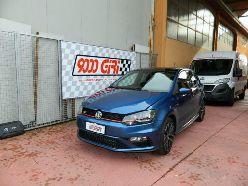Vw Polo Gti powered by 9000 Giri