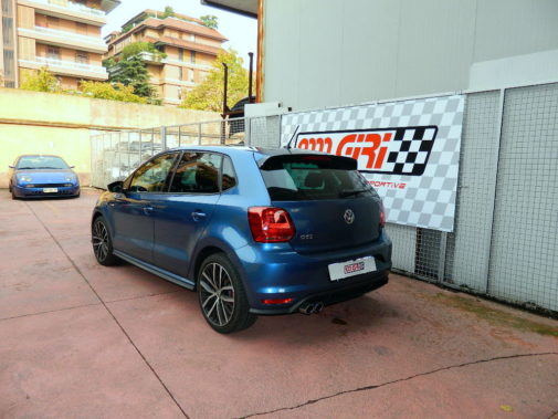 Vw Polo 1.8 Gti powered by 9000 Giri