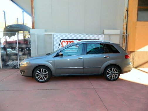 Fiat Croma 2.4 jtd powered by 9000 Giri