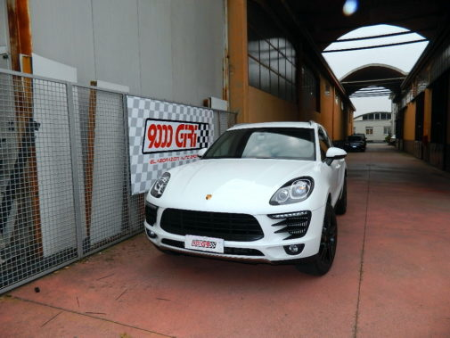 Porsche Macan S Turbo powered by 9000 Giri