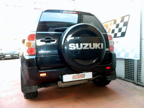 Suzuki Grand Vitara 1.9 ddi-d powered by 9000 Giri