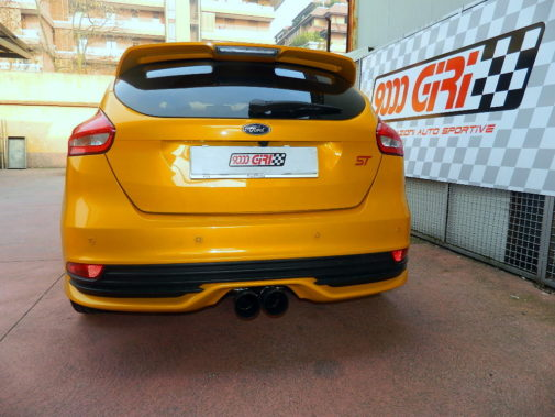 Ford Fiesta St powered by 9000 Giri