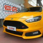"""Elaborazione Ford Focus St """"Pronto intervento"""""""