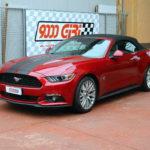 """Elaborazione Ford Mustang 2.3 Ecoboost Cabrio """"Scabriolata"""""""