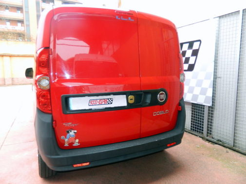 Fiat Doblò 1.3 Mjet powered by 9000 Giri