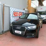 """Elaborazione Audi Q3 2.0 Tdi """"Gangster"""""""