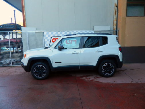 Jeep Renegade 2.0 Mjet powered by 9000 Giri