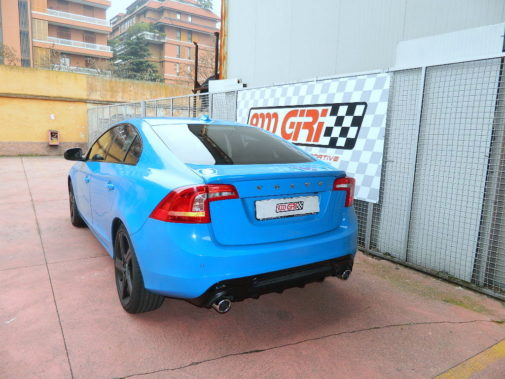 Volvo S60 D4 powered by 9000 Giri