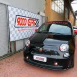 """Elaborazione Fiat 500 Abarth """"Fenomenale"""""""