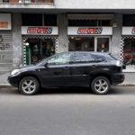 "Elaborazione Lexus Rx 420 ""Swiss made"""