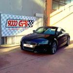 """Elaborazione Audi TT 2.0 Tfsi """"Il giorno più lungo"""""""