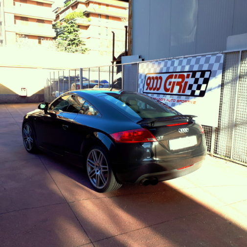 Audi TT 2.0 Tfsi powered by 9000 Giri