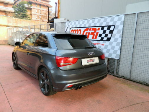 Audi A1 1.4 Tfsi powered by 9000 Giri