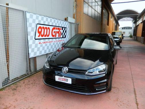 Vw Golf VII 1.4 Tsi powered by 9000 Giri