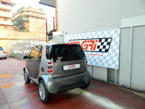 Smart Fortwo 700 powered by 9000 Giri