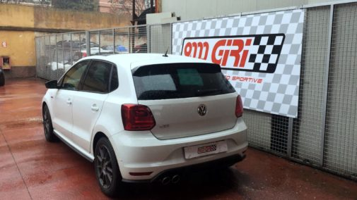 Vw Polo gti 6r powered by 9000 Giri