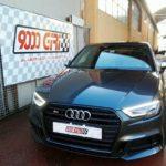 """Elaborazione Audi S3 """"Rapace"""""""