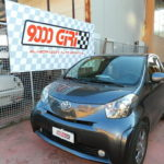 "Elaborazione Toyota Iq ""Powder car"""