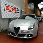 """Elaborazione Alfa Romeo Giulietta 2.0 Jtdm """"Il chilometro rosso"""""""
