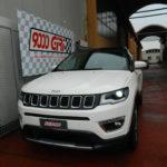 """Elaborazione Jeep Compass 2.0 Mjet """"Made in Italy"""""""