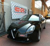"""Elaborazione Alfa Romeo Giulietta 1.6 jtdm """"Il drone"""""""