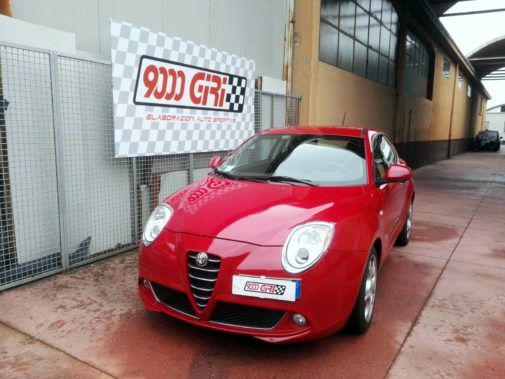 Alfa Mito 1.4 78 cv powered by 9000 Giri