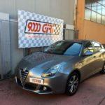"""Elaborazione Alfa Romeo Giulietta 1.6 Jtdm """"Momento catartico"""""""