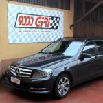 """Elaborazione Mercedes C 200 cdi s.w. """"La Leopolda"""""""