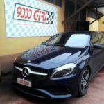 """Elaborazione Mercedes classe A 180 cdi """"Time attack"""""""