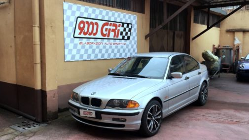 Bmw 318 e 46 powered by 9000 Giri