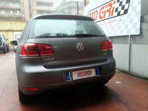 Golf VI 1.6 Tdi powered by 9000 Giri