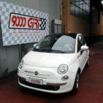 "Fiat 500 1.4 16v ""Gongolo"""