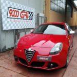 """Elaborazione Alfa Romeo Giulietta 2.0 Jtdm2 """"Il poligono"""""""