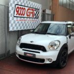"Elaborazione Mini Countryman Cooper S All4 ""Il profeta"""