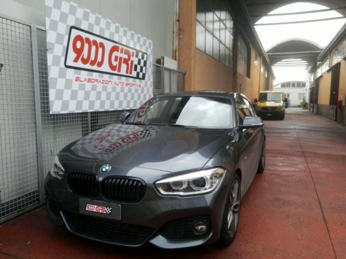 Bmw 125d powered by 9000 Giri