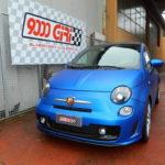 """Elaborazione Fiat 500 Abarth """"Grande avventura"""""""