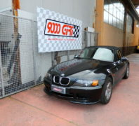 "Elaborazione Bmw Z3 1.9 ""Little baby"""