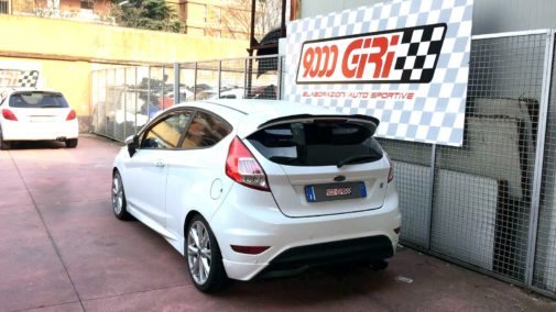 Ford Fiesta 1.0 Ecoboost powered by 9000 Giri