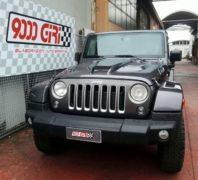 """Elaborazione Jeep Wrangler 2.8 Crd """"Lo struffolo"""""""