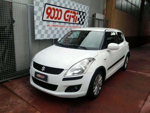 Suzuki Swift 1.3 ddis powered by 9000 Giri