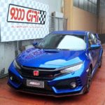 "Elaborazione Honda Civic Type R ""Perfetta sincronia"""