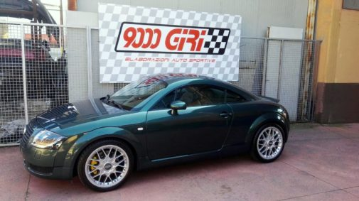 Audi TT 225 cv quattro powered by 9000 Giri
