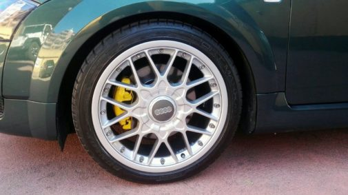 Audi TT 225 cv quattro powered by 9000 Giri