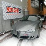 """Elaborazione Alfa Romeo 147 1.9 jtd """"Burian"""""""