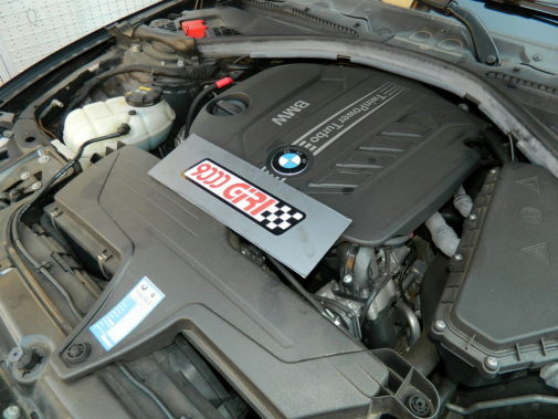 Bmw 316d F30 powered by 9000 Giri