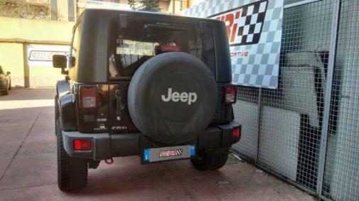 elaborazione jeep wrangler