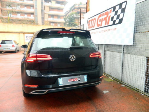 Golf VII gtd 2.0 powered by 9000 giri