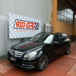 """Elaborazione Mercedes Benz c 220 cdi """"Naftalina"""""""