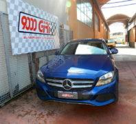 "Elaborazione Mercedes C 220 cdi sw ""Rosatellum"""